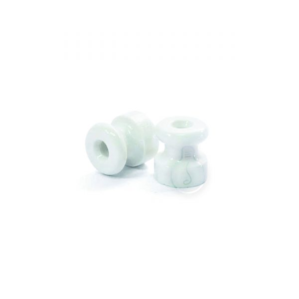 Wall brackets porcelain in white color